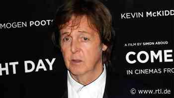 Paul McCartney: Ruhm ohne Internet - RTL Online
