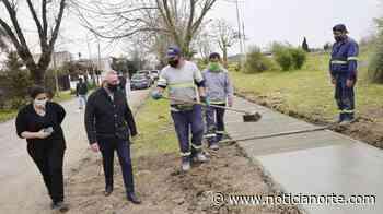 Tigre pone en valor Don Torcuato con más obras de inversión municipal - noticianorte