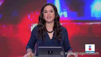 Noticias con Yuriria Sierra | Programa completo 25/08/2020 Imagen Televisión - Imagen Televisión