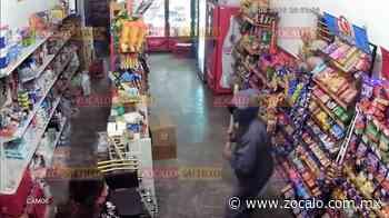 Encapuchado y con hacha en mano asalta comercio en Zaragoza - Periódico Zócalo