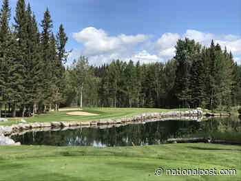 Wes Gilbertson's Awesome 18 — Hole 12, Redwood Meadows - National Post