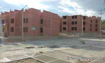 Avanza construcción de 100 apartamentos para familias vulnerables de Baraya - Noticias