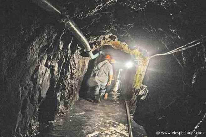 Murieron los dos mineros atrapados en una mina de carbón en Socha (Boyacá) - El Espectador
