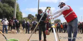 Municipalidad de Santiago de Cao inicia construcción de nueva autopista que unirá con Chiquitoy - La Industria.pe
