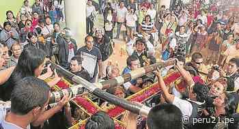 Lambayeque: Festividad de la Cruz de Motupe se realizará de manera virtual - Diario Perú21