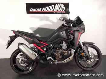 Honda AFRICA-TWIN 2020 à 13900€ sur AULNAY SOUS BOIS - Occasion - Motoplanete
