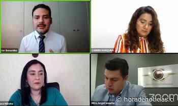 Juez de Garantía de Rengo participa en conversatorio internacional sobre justicia penal - Hora de Noticias