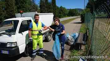 CORCIANO: Raccolta Plastic Free a San Mariano. Partecipazione, coinvolgimento, sensibilizzazione e risultati - Umbria Notizie Web