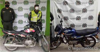 Recuperan motocicletas robadas en Pivijay y Aracataca - Seguimiento.co