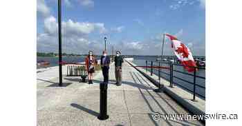 Parks Canada announces the inauguration of the Chambly Jetty - Canada NewsWire
