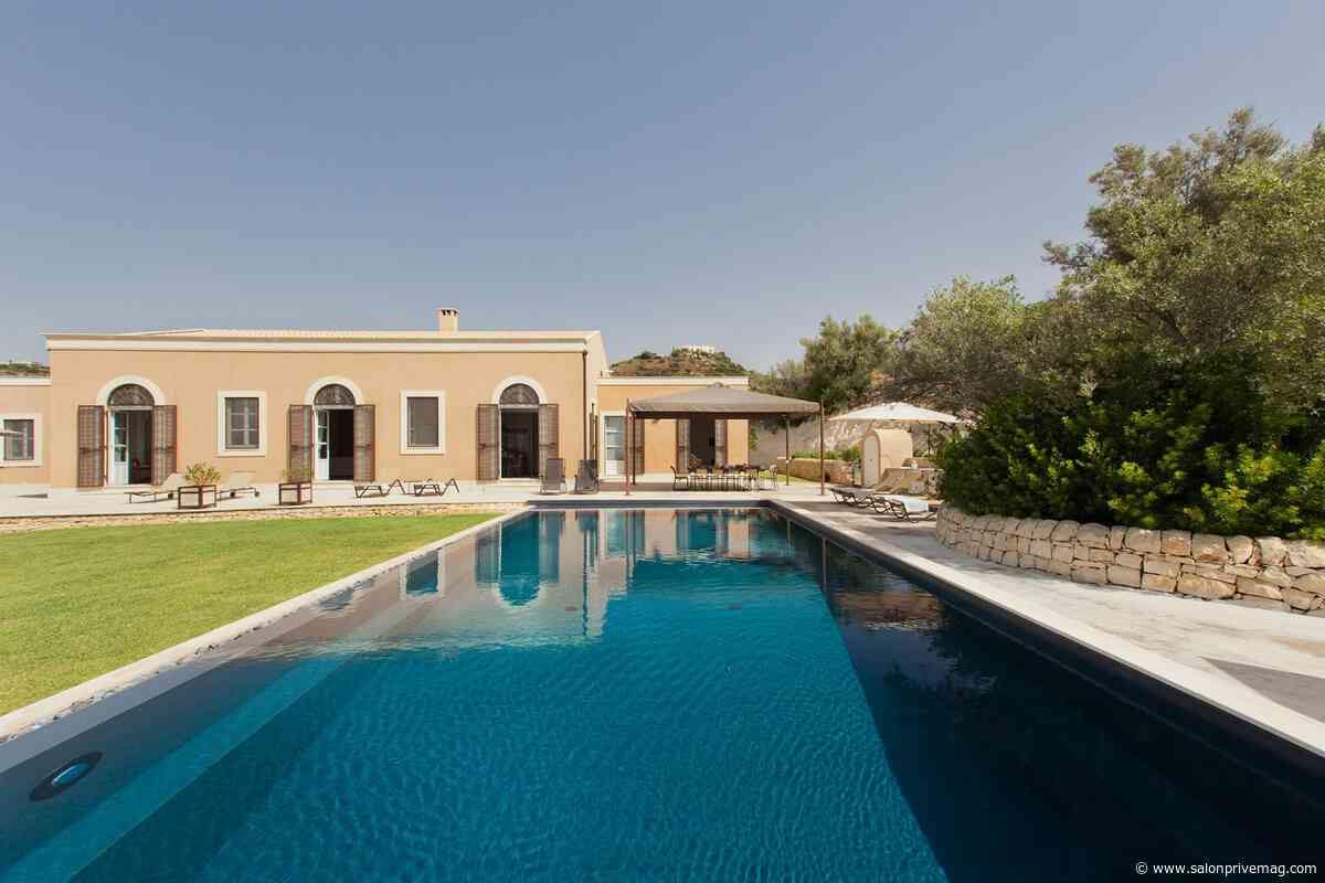 Casa Luza – One of Sicily's Ultimate Luxury Villa Hideaways - Salon Prive Magazine