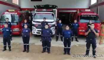 Bomberos de Carmen de Apicalá se recuperan de COVID-19 - Caracol Radio