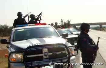 Desmantelan 2 grupos armados en Miguel Auza y Sain Alto - Express Zacatecas