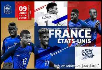 FRANCE / ETATS-UNIS - MATCH INTERNATIONAL - GROUPAMA STADIUM, Decines Charpieu, 69150 - Sortir à France - Le Parisien Etudiant