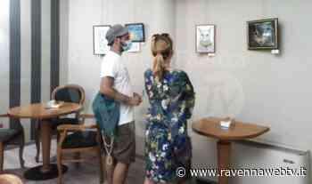 La mostra degli Acquerellisti Faentini al Molinella Café - Ravennawebtv.it