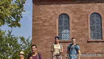 Von Miltenberg bis Rothenburg der Jakobsmuschel folgen - Main-Post