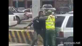 Aragua | Pelea entre funcionarios en Cagua no fue por gasolina - El Pitazo