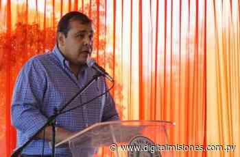 Intendente de Ayolas Charly Duarte con COVID-19 - digitalmisiones.com.py
