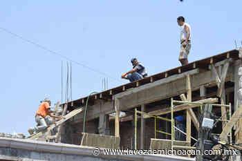 Por la pandemia, en Jiquilpan el sector de la construcción va en picada - La Voz de Michoacán