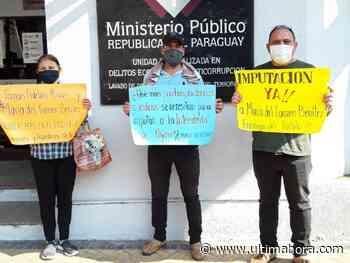 Pobladores exigen a Fiscalía Anticorrupción imputación a intendenta de Ybycuí - ÚltimaHora.com