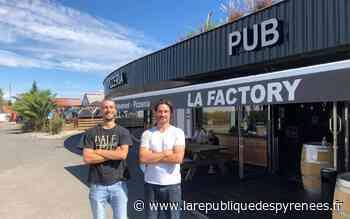 Lescar : la brasserie La Factory est ouverte - La République des Pyrénées