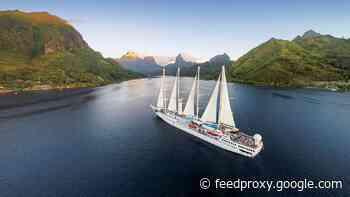 Windstar cancels remainder of its 2020 sailings