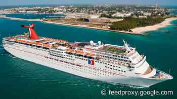 Carnival Imagination likely on voyage to cruise ship graveyard