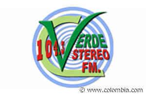 Verde Stereo 104.3 FM - Gualmatán - Colombia.com