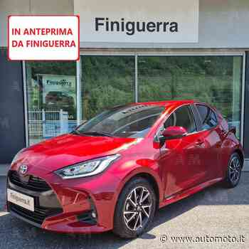 Vendo Toyota Yaris 1.0 5 porte Dynamic nuova a Poggiridenti, Sondrio (codice 7835765) - Automoto.it