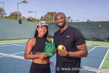 Naomi Osaka über Kobe Bryant: Er sagte mir, ich solle aus Verlusten lernen - Tennis World DE