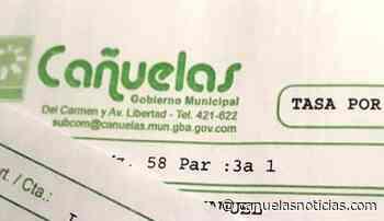 Canuelas hasta el dia 14 de abril se prorroga las Tasas de Servicios Generales archivos — Cañuelas Noticias @cañuelasnoticias - Cañuelas Noticias NotiCañuelas