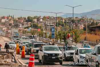 Destacan obras realizadas con inversión estatal en San Miguel de Allende - Zona Franca