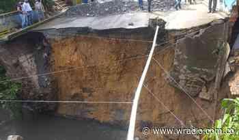 Declaran calamidad pública en Moniquirá, Boyacá por invierno - W Radio
