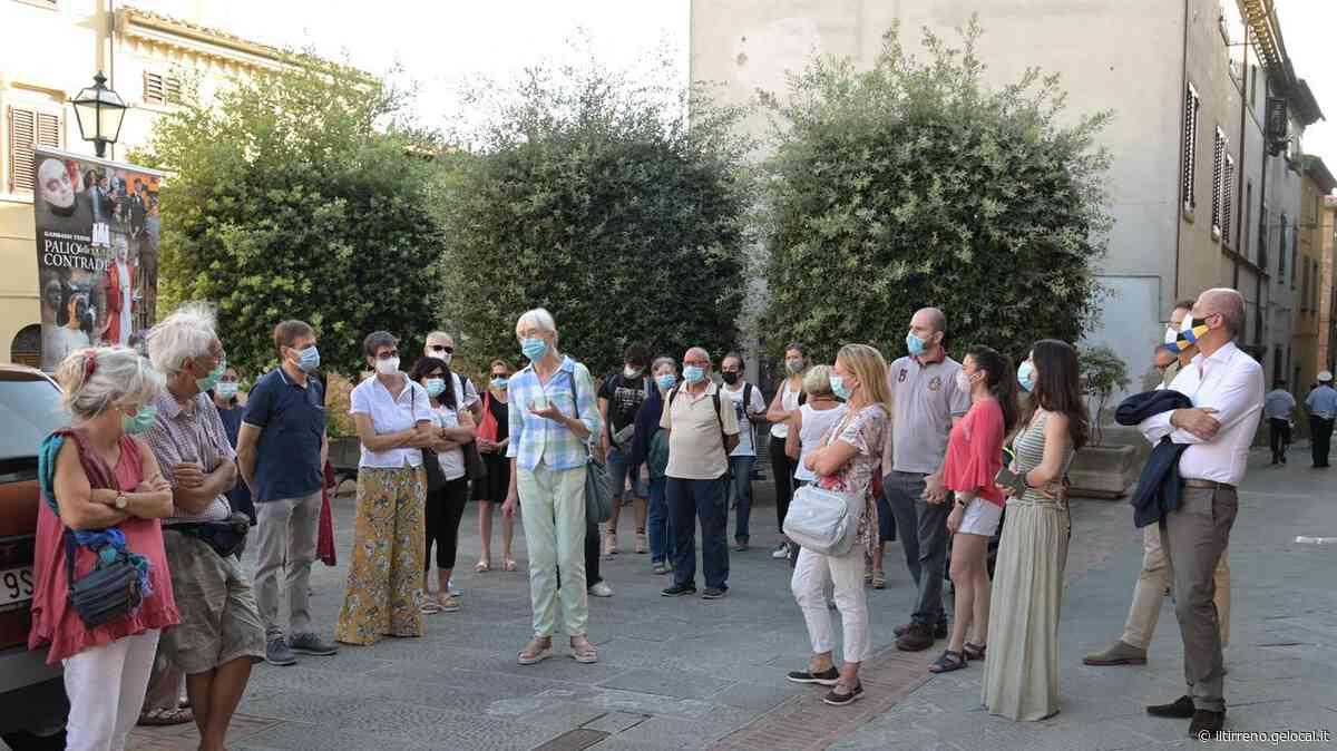 Un'altra estate a Gambassi Terme: visita guidata e festa in piazza - Il Tirreno