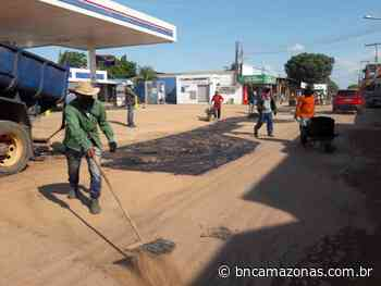 Justiça descarta fraude e libera obras nas ruas de Itacoatiara - BNC Amazonas
