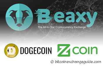 Dogecoin (DOGE), Zcoin (XZC) And Enigma (ENG) Included In Beaxy Third Round Of Listings - Bitcoin Exchange Guide