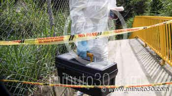 Sicarios asesinaron a un hombre cuando se bajaba de un taxi en El Peñol - Minuto30.com