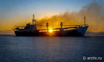 Scrap removal operations have begun in Kachgort Lake along Naryan-Mar - Arctic.ru