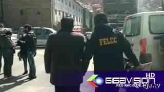 La Paz: Alcalde de Yanacachi es enviado a la cárcel de Patacamaya por venta ilegal de pases circulación - eju.tv