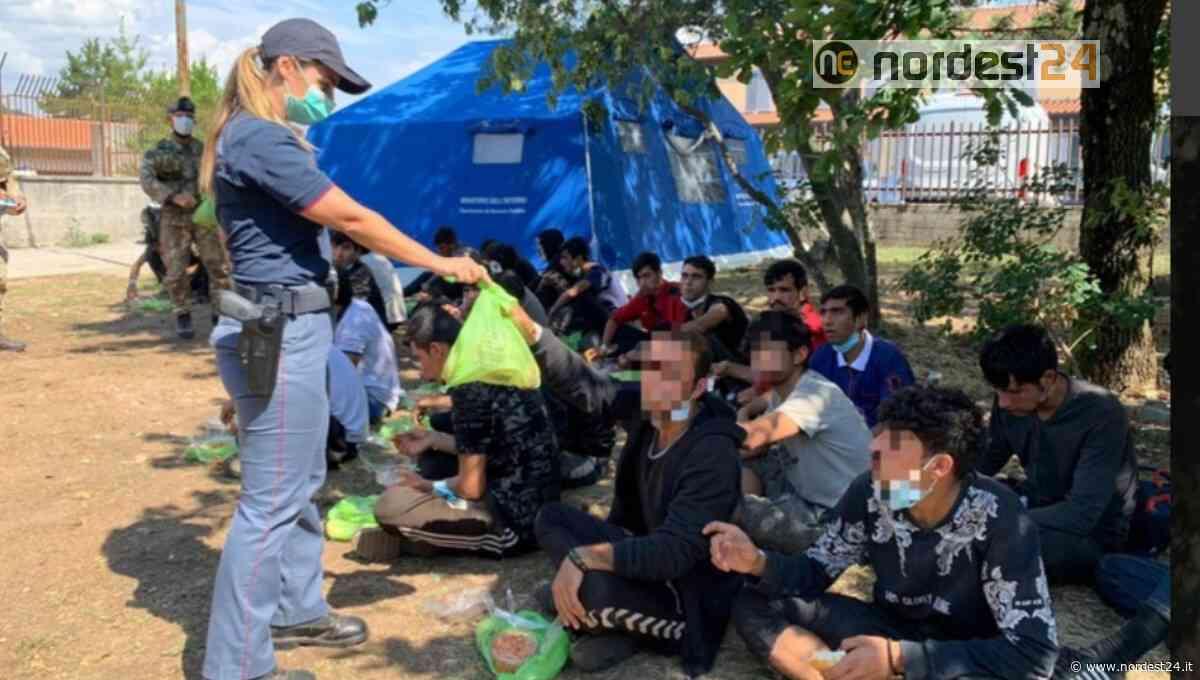 Rintracciati 58 migranti tra Trieste, Remanzacco e San Giovanni al Natisone - Nordest24.it