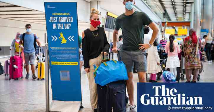 How is quarantine enforced for UK arrivals? And other travel questions answered