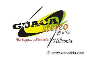 Guaca Stereo 95.4 FM - Heliconia - Colombia.com