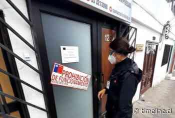 Salud prohíbe funcionamiento a laboratorio privado de Tocopilla - Timeline.cl