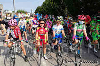 Successo per i giovani ciclisti adriesi a Bovolone - RovigoOggi.it