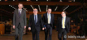 135 jobs saved at Rotherham metal manufacturer firm MTL - bdaily