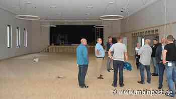 Keine Namensänderung in Heustreu: Festhalle bleibt Festhalle - Main-Post
