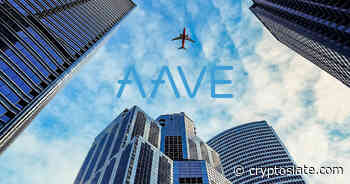 Aave (LEND) becomes first Ethereum DeFi token to hit $1 billion valuation - CryptoSlate