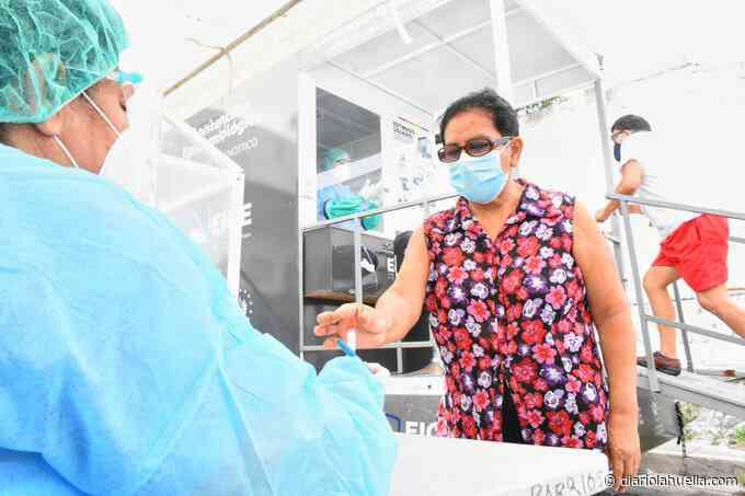 Ministerio de Salud realiza pruebas en Cuscatancingo en San Salvador - Diario La Huella