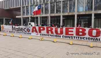 Con convicción de triunfo el Apruebo efectuó en Angol lanzamiento provincial - Malleco7