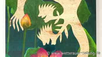 Ren Rong zeigt Pflanzenmenschen - Wetterauer Zeitung